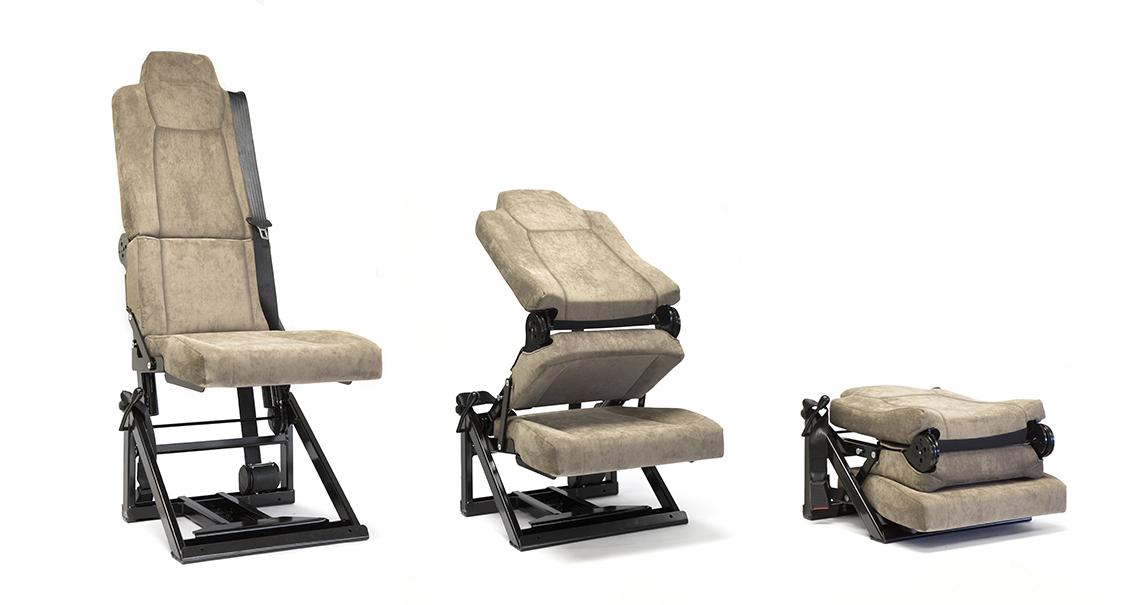 Aguti Folding Seat