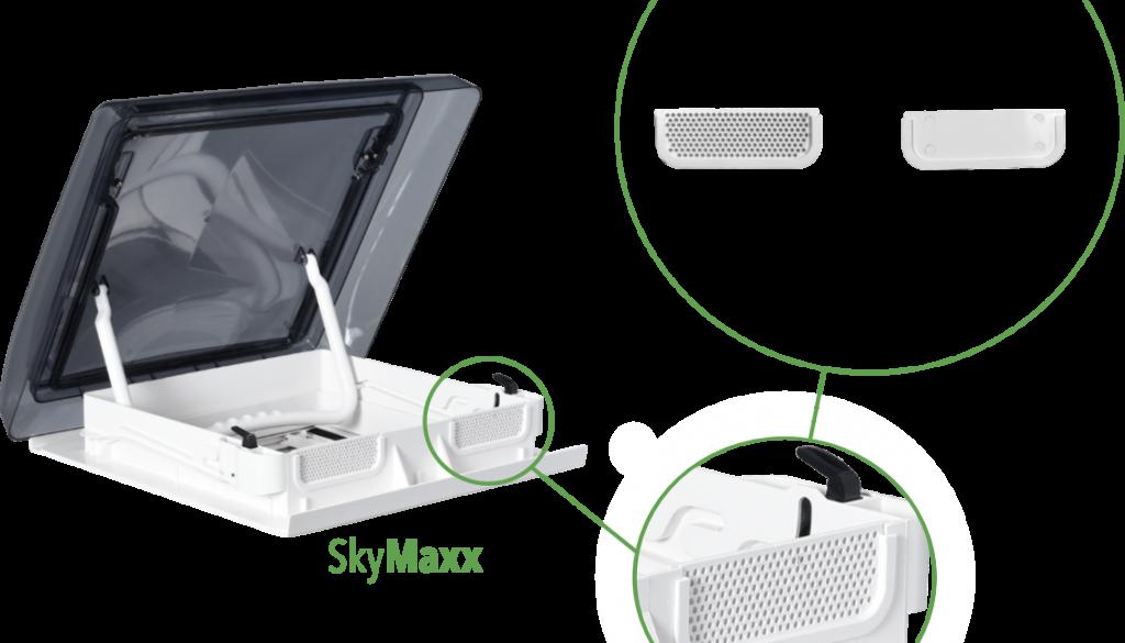 SkyMaxx vented non vented 2
