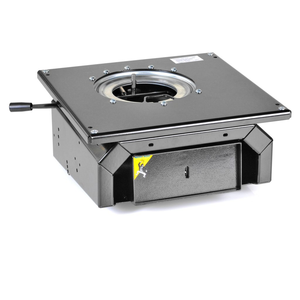 aguti t5 swivel safe closed still