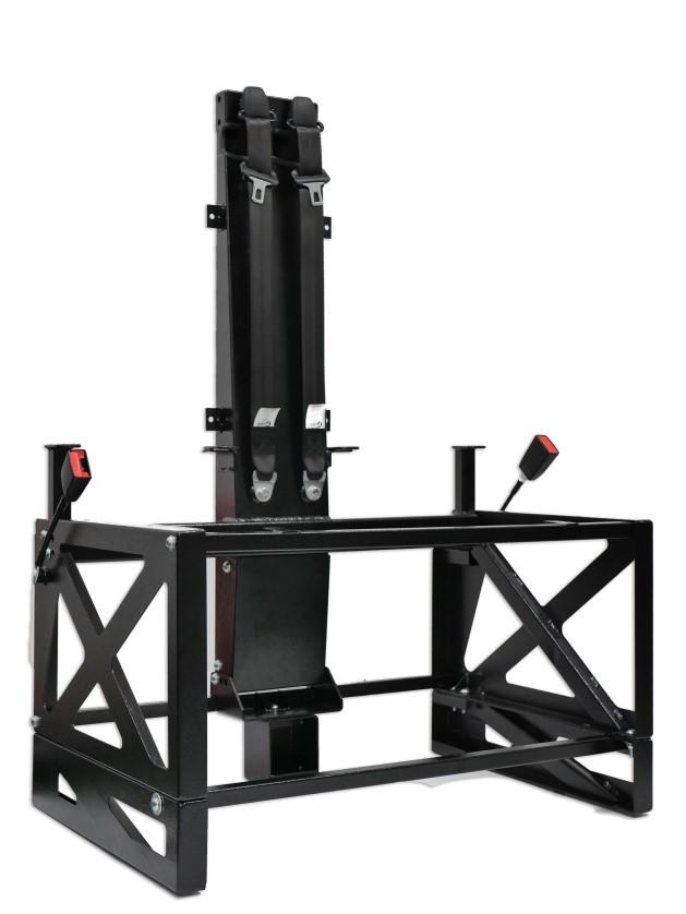 RBF-840 + 120mm + No headrest