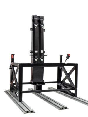 RBF-840 + 120mm + Rails No headrest