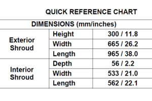 Mach 10 Quick Reference Chart