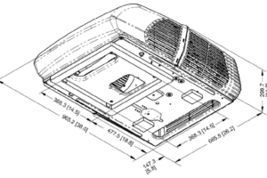 Mach 10 Rooftop Dimensions